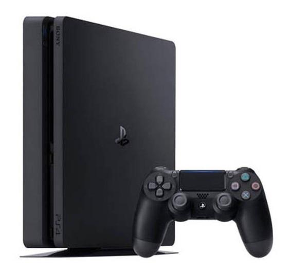 Playstation 4 Hits Bundle 1 Tb + 1 Controle Dualshock