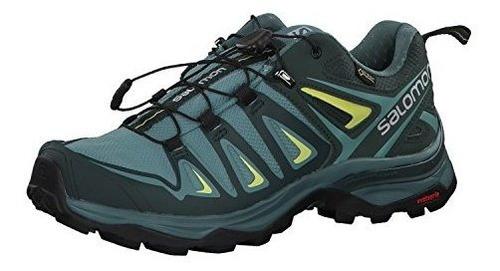 Zapatillas De Senderismo Salomon X Ultra 3 Gtx Para Mujer