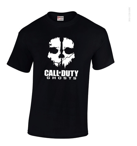 Camisetas De Call Of Duty Ghosts Juego - De Unbranded