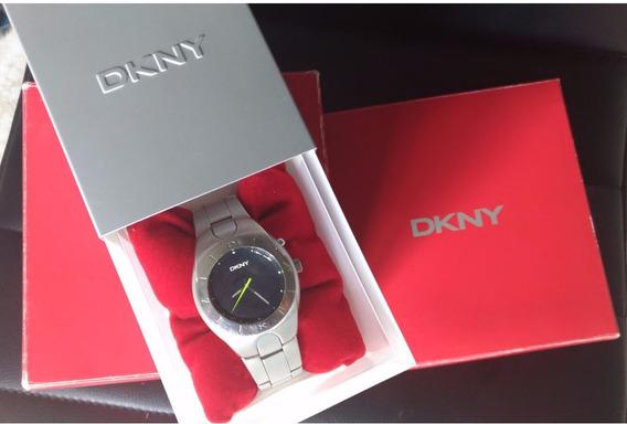 Relógio Masculino Dkny Original Dona Karan Na Caixa