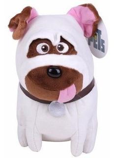 Peluche Mel El Perro Pug De La Vida Secreta De Tus Mascotas!