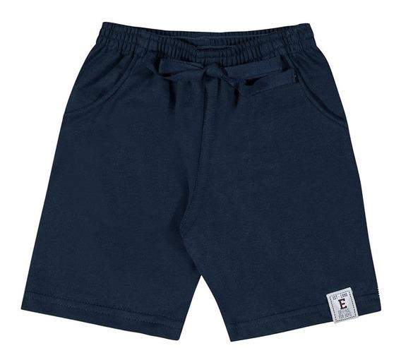 Kit Infantil Masculino 02 Bermudas 01 Camisa Qualidade Verão