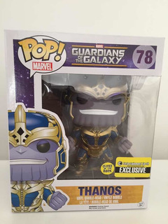 Funko Pop! Thanos 6 Pulgadas Guardians Of The Galaxy