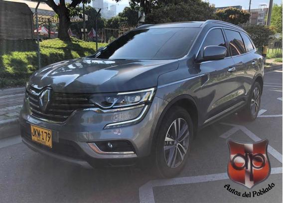 Renault Koleos Intens 4x4 Cvt X-tronic 2017