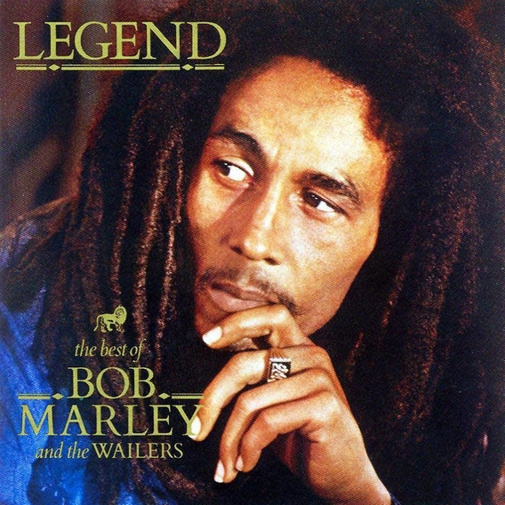 Cd Bob Marley And The Wailers - Legend The Best Of