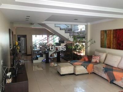 Sobrado Com 5 Dormitórios À Venda, 522 M² Por R$ 1.250.000 - Loteamento Portal Do Sol I - Goiânia/go - So0727