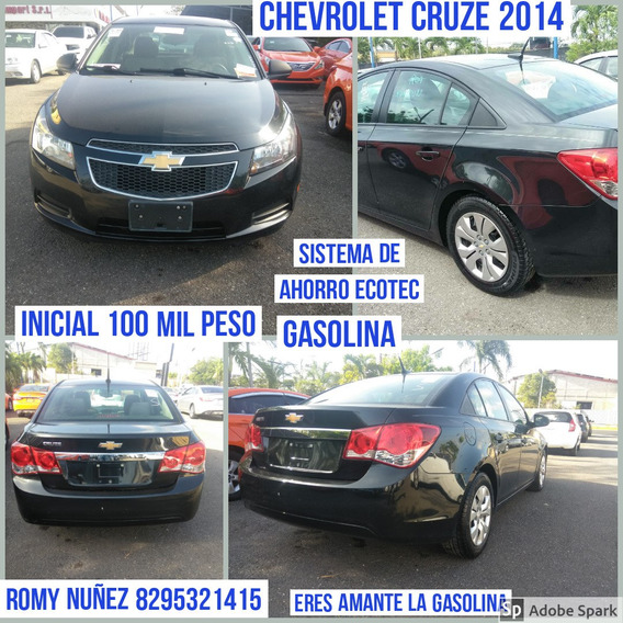 Chevrolet Cruze 2014 Americano