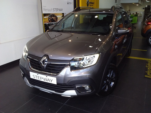 Renault Sandero Stepway 1.6 16v Intense (ca)