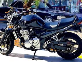 Sukuki Bandit 1250n 2011 + Pneus Novos +muito Nova! Ab.tabel
