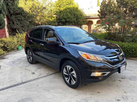 Honda Crv Exl Navi 2015 Piel Qc Pantalla Bt Rin 18 Camara