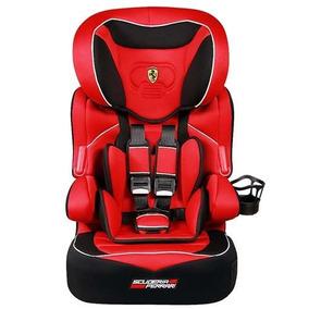 Cadeira Para Automóvel Ferrari - Vermelha