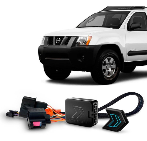 Módulo Acelerador Shiftpower Bluetooth X-terra 07 A 15 16 17