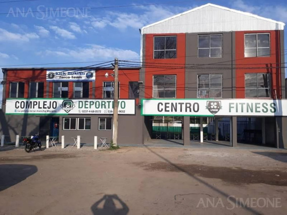 Nave Industrial - Moreno