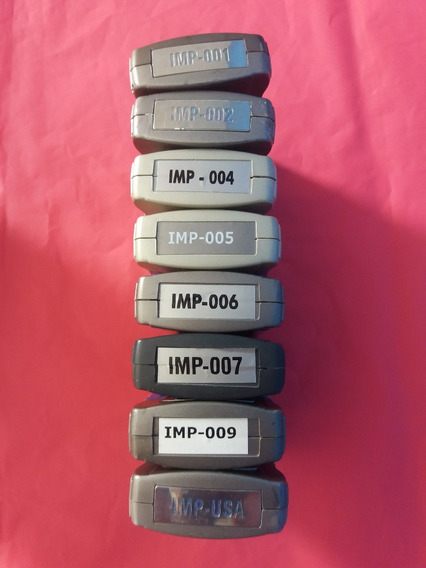 Cartuchos Videokê Raf 2500 E 9000 - Originais E Testados