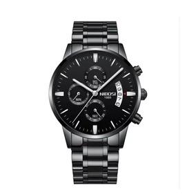 Relógio Nibosi Masculino Luxo Alta Qualidade Oferta