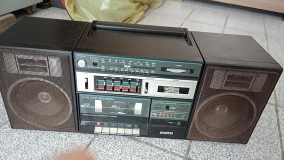 Rádio Micro-system Sanyo C12 Mk2