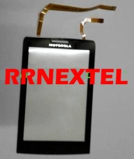 Touch Nextel Xt627 Motorola Kairos Vidro Lente Touch Kairos