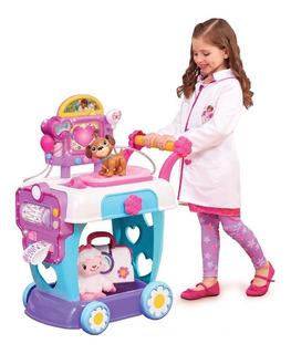 Doctora Juguetes Carro Hospital Doc Mcstuffins