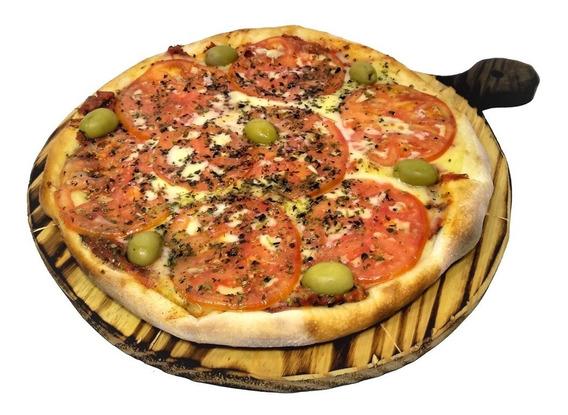 Tabla Pizzera Picada Pizza Calidada Kit X3