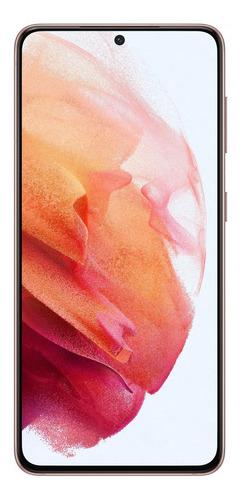 Imagen 1 de 6 de Samsung Galaxy S21 5G Dual SIM 256 GB phantom pink 8 GB RAM