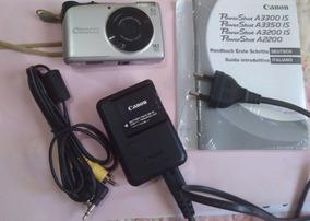 Câmera Digital Powershot A2200