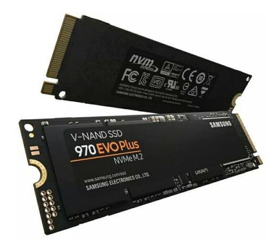 Ssd M2 250gb Samsung Evo 970 Plus Promoção Nvme 3500mb/s