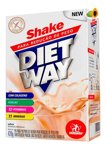 Diet Way Shake 420g - Midway