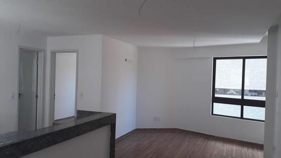 Apartamento Em Torre, Recife/pe De 40m² 1 Quartos À Venda Por R$ 270.000,00 - Ap374986