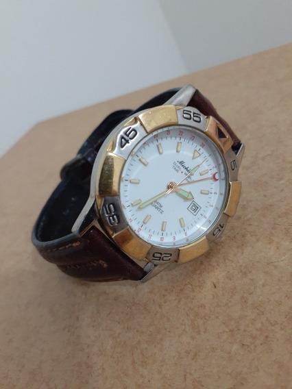 Relógio Michele Modelo Masculino