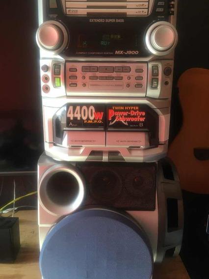 Mini Sistem Jvc J900
