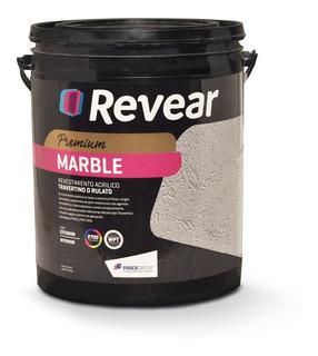 Revear Revestimiento Marble Fino/medio 30 Kg Rex