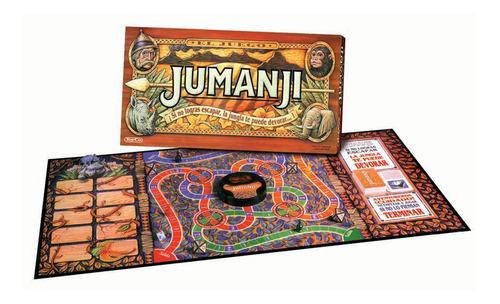 Juego De Mesa Jumanji Original Toyco