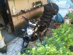 Honda 250cc Preta 2006