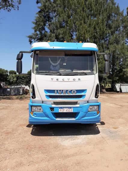 Camion Iveco Tector 170e25t Volcadora