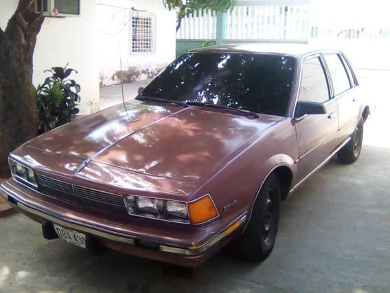 Vendo Chevrolet Century 1987 Bueno