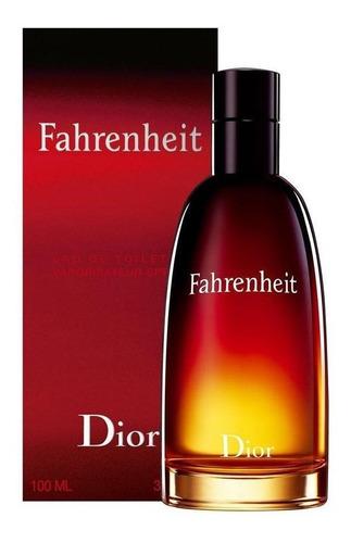 Perfume Importado Fahrenheit Edt De Christian Dior - 100ml