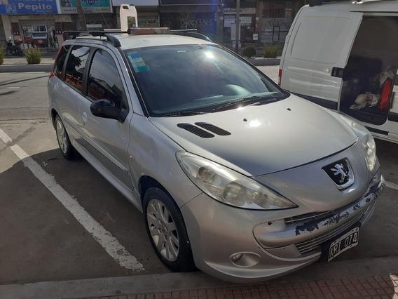 Peugeot 207 Sw 1.6xt