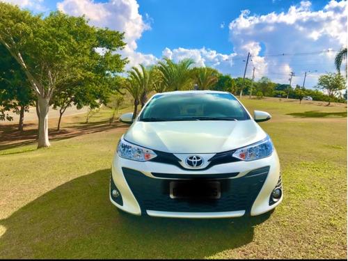 Toyota Yaris Xl - Na Garantia Fábrica - Seg Dona - 13 Mil Km