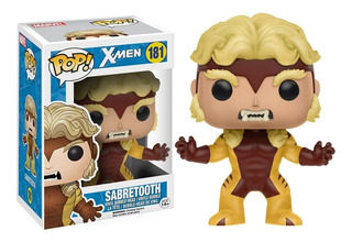Funko Pop Sabretooth 181 - X-men - Marvel - Original
