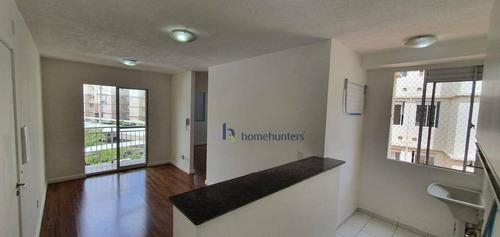 Apartamento Com 2 Dormitórios À Venda, 49 M² Por R$ 247.000,00 - Parque Prado - Campinas/sp - Ap6611