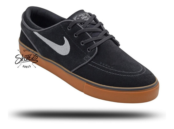 Tênis Nike Sb Zoom Stefan Janoski Og Leather Skate