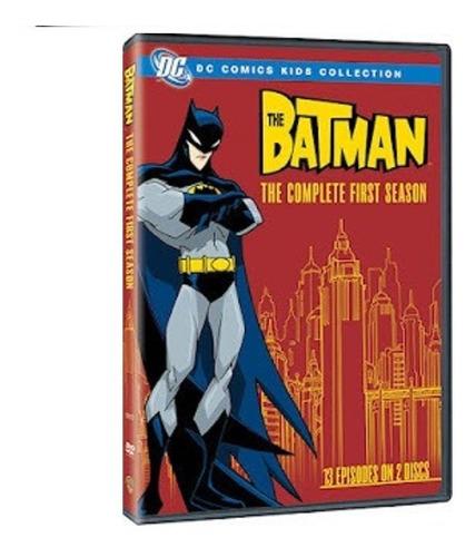Imagen 1 de 1 de The Batman 2005 - Serie Animada Completa - Dvd