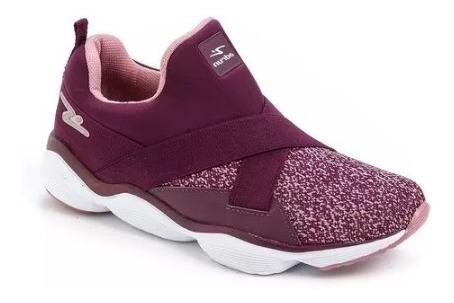 Tênis Feminino Adrun Soft Fit 9101f-648/ Gaby Calçados