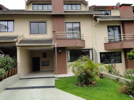 Sobrado Para Alugar, 180 M² Por R$ 2.500,00/mês - Uberaba - Curitiba/pr - So0775