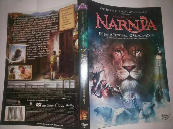 Dvd As Crônicas De Nárnia Pacote Com 3 Filmes Livro Cs Lewis