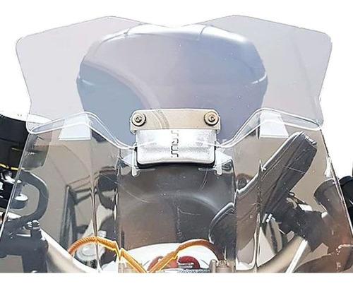 Acessório Para Diminuir Vento Ar Aumentar Bolha F 800 Gs Bmw