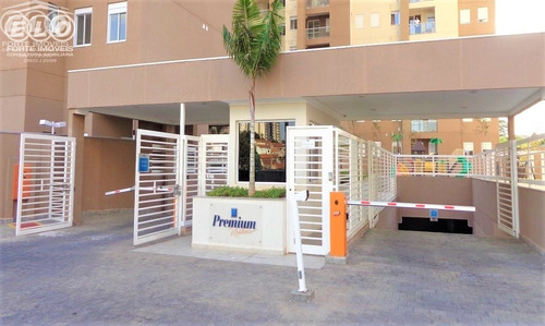 Imagem 1 de 21 de Apartamento A Venda, Edificio Premium Residence, Indaiatuba - Parque Ecológico, Parque Mall. - Ap01866 - 69474981