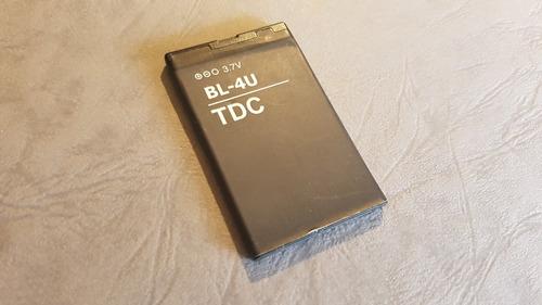Bateria Bl 4u  Para Nokia
