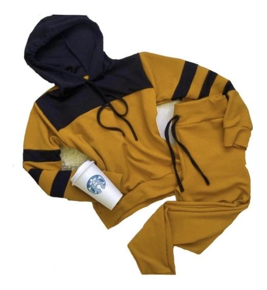 Kit 6 Conjunto Feminino Blusa E Calça Inverno Preço Atacado