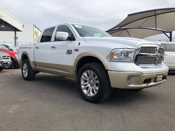Dodge Ram Long Horn 2014